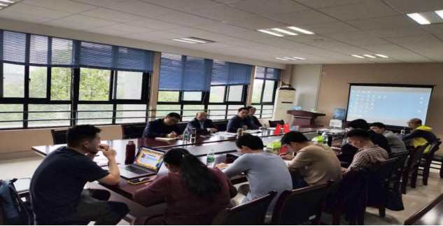 At 8:30 on September 30, 2020, the School holds a symposium for new faculty members in Meeting Room 4329, attended by Lin Bohai, Dean of the School, Liu Zhanxiang, Secretary of the CPC Committee of the School, Hu Zixiang, Deputy Dean of the School  and Li Xueyong, Deputy Dean of the School, with Liu Zhanxiang presiding over the seminar.Mr. Liu kicked off the symposium by extending a warm welcom...